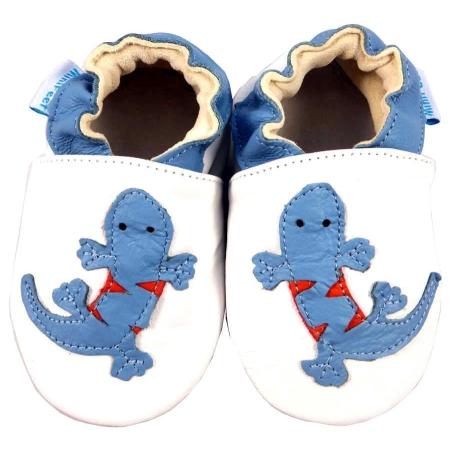 Δερμάτινα Παπουτσάκια Larry The Lizard Minifeet