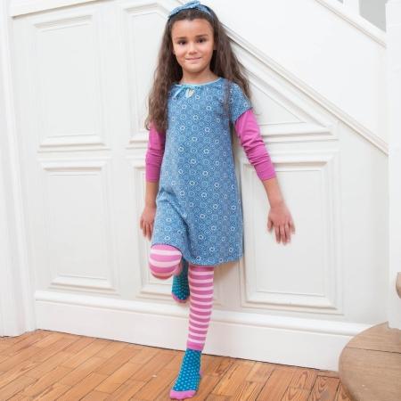 Φόρεμα Με Σχήματα Καλειδοσκόπιου Kite