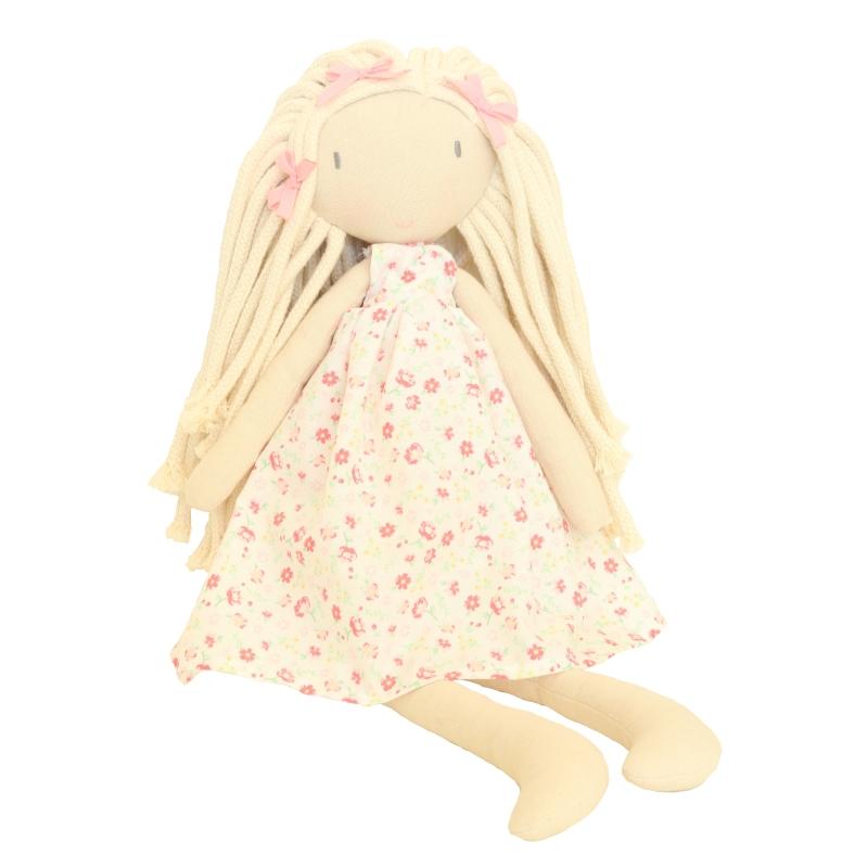 Υφασμάτινη Kούκλα Amelia Tης Bonikka
