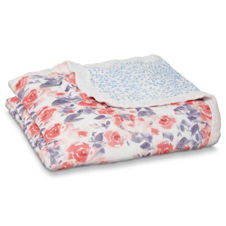Κουβέρτα Από Μπαμπού Με Λουλουδόκηπους aden + anais®