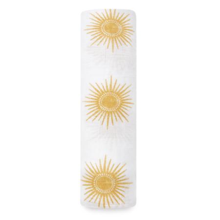 Βρεφική Μουσελίνα Από Μπαμπού Με Ήλιους aden + anais®