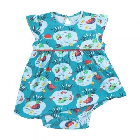 Φόρεμα - Φορμάκι Με Λιμνούλες Piccalilly