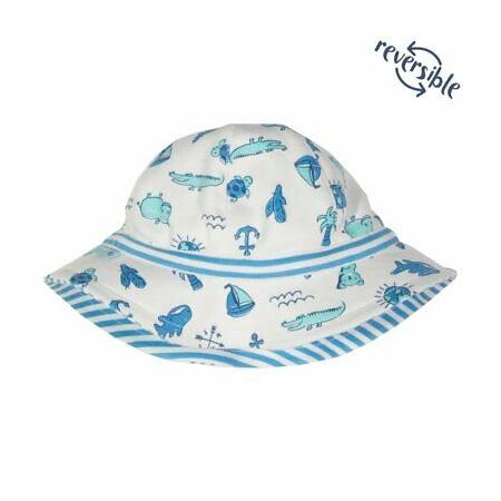 Καπέλα Ηλίου Καπέλο Διπλής Όψεως Καλοκαιρινά Όνειρα Kite Kite