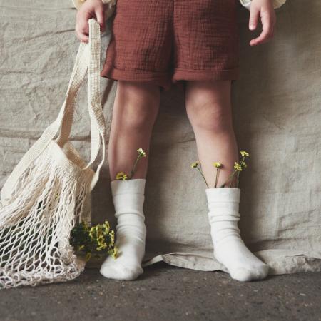 Καλσόν και Kάλτσες Λευκά Καλτσάκια Ewers Ewers