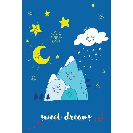 Ευχετήρια Κάρτα Όνειρα Γλυκά BabyMou