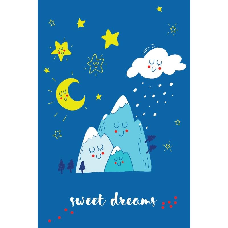 Κάρτες Δώρου & Ευχών Ευχετήρια Κάρτα Όνειρα Γλυκά BabyMou