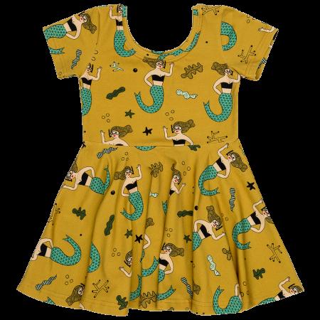 Φορέματα Χρυσαφί Φόρεμα Με Γοργόνες Raspberry Republic Raspberry Republic