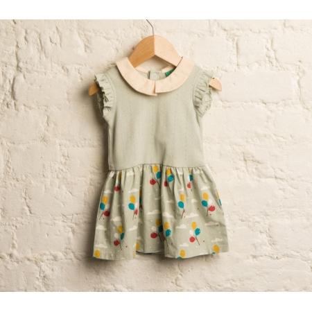 Aqua Φόρεμα Με Μπαλόνια Little Green Radicals