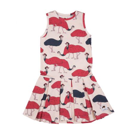 Φορέματα Φόρεμα Με Στρουθοκάμηλους Mullido Mullido
