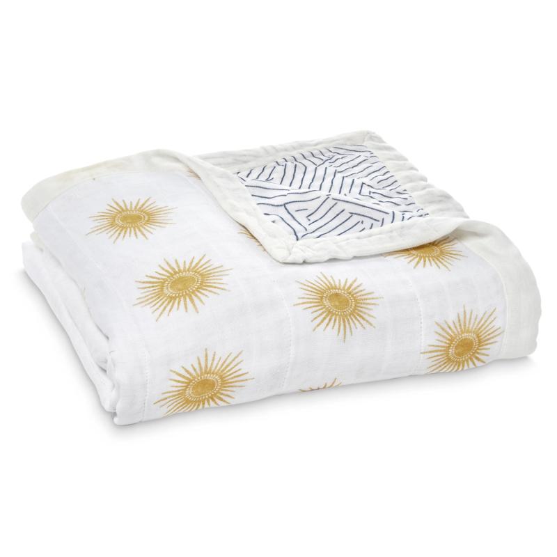 Κουβερτούλες Κουβέρτα Από Μπαμπού Με Ήλιους aden + anais® aden + anais®