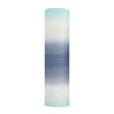 Μουσελίνες (swaddles) Μπλε Βρεφική Μουσελίνα Από Μπαμπού aden + anais® aden + anais®