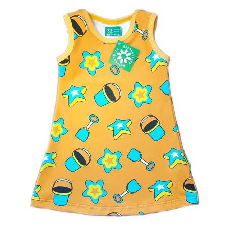Φορέματα Αμάνικο Φόρεμα Παραλία Naperonuttu Naperonuttu