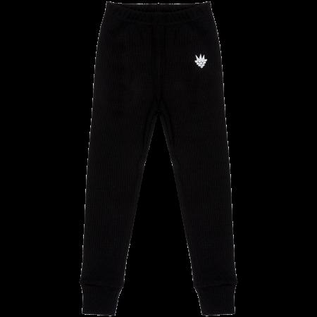 Παντελόνια Μαύρο Παντελόνι Φόρμας Raspberry Republic Raspberry Republic
