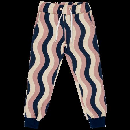 Παντελόνια Παντελόνι Φόρμας Με Κυματιστό Μοτίβο Raspberry Republic Raspberry Republic