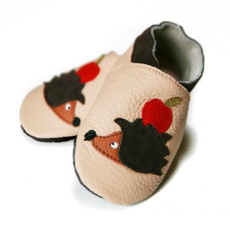 Παπουτσάκια Δερμάτινα Παπουτσάκια Hedgehog Friends Liliputi® Liliputi®