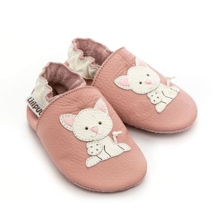 Παπουτσάκια Δερμάτινα Παπουτσάκια Pink Pussycat Liliputi® Liliputi®