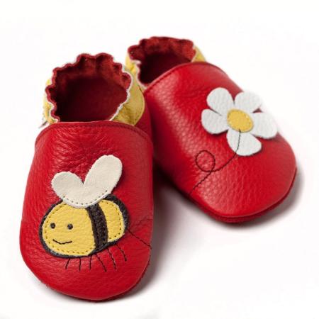 Παπουτσάκια Δερμάτινα Παπουτσάκια Little Bee Liliputi® Liliputi®