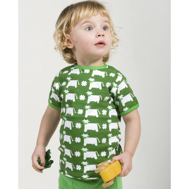 Κοντομάνικα Μπλούζα Με Αγελαδίτσες Sture & Lisa Sture & Lisa