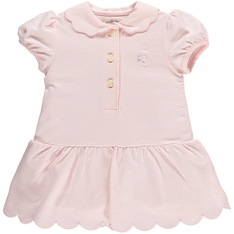 Φορέματα Ροζ Φόρεμα Με Γιακαδάκι Emile Et Rose Emile Et Rose