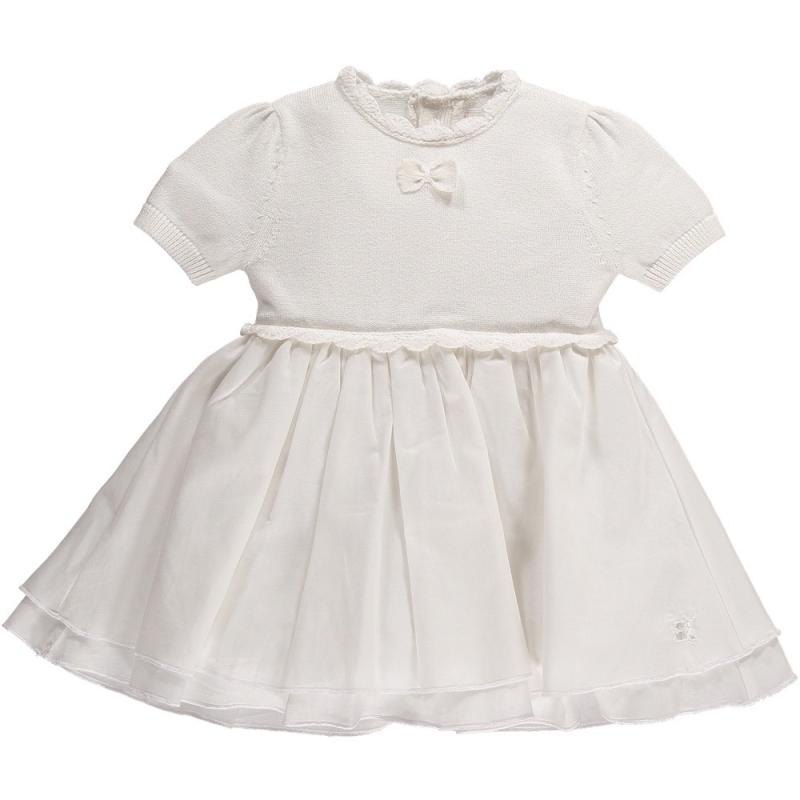 Φορέματα Λευκό Φόρεμα Emile Et Rose Emile Et Rose