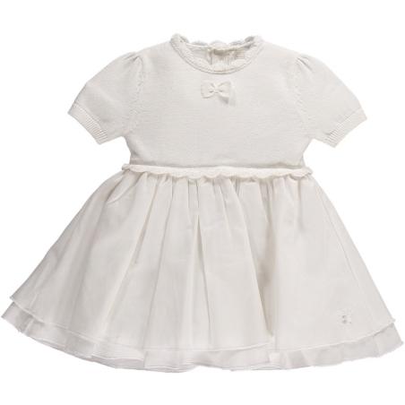 Λευκό Φόρεμα Emile Et Rose