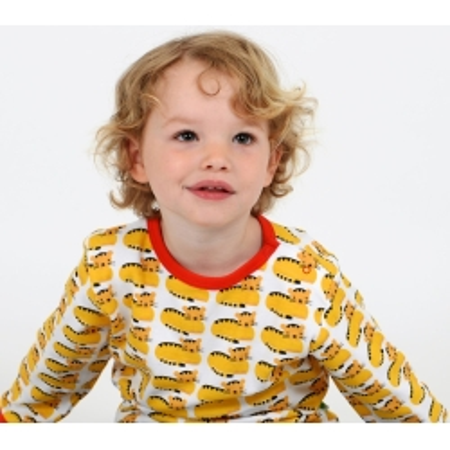 Μακρυμάνικα Μακρυμάνικη Μπλούζα Τιγράκι Sture & Lisa Sture & Lisa