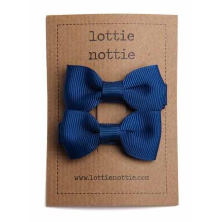 Μπλε Φιογκάκια Lottie Nottie