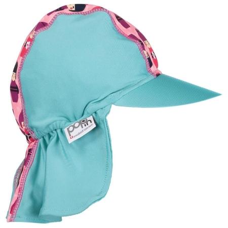 Καπέλο Ηλίου Με Κούκλες Kokeshi Close