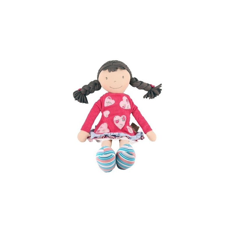 Υφασμάτινη Kούκλα Emily-Rose Tης Bonikka