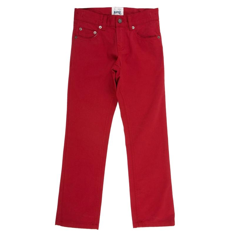 Κόκκινο Παιδικό Παντελόνι Kite