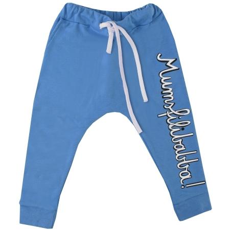 Παντελόνια Μπλε Σαλβαράκι Mumsfilibabba Raspberry Republic Raspberry Republic