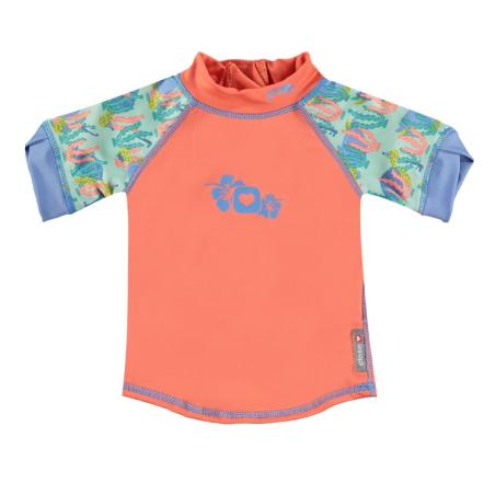 Αντιηλιακή Μπλούζα Με Θαλάσσιες Χελώνες Close
