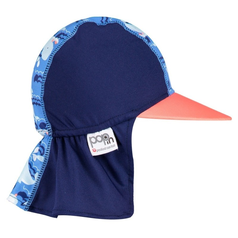 Καπέλο Ηλίου Με Φάλαινες Close