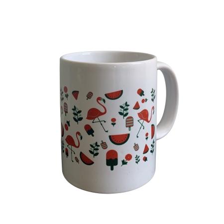 Αρχική Πορσελάνινη Κούπα Με Φλαμίνγκο my-cherryblossom my-cherryblossom