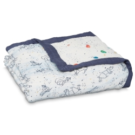 Βρεφική Κουβέρτα Από Μπαμπού Με Το Διάστημα Aden + Anais