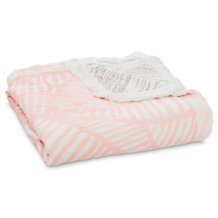 Ροζ Κουβέρτα Από Μπαμπού Νησί aden + anais®