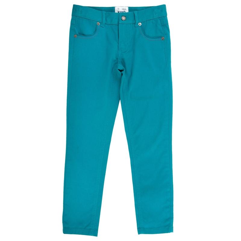 Παντελόνια Παιδικό Παντελόνι Πετρόλ Kite Kite