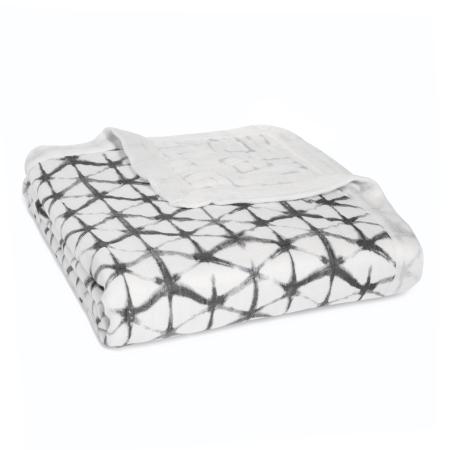Κουβερτούλες Ασπρόμαυρη Κουβέρτα Από Μπαμπού aden + anais® aden + anais®